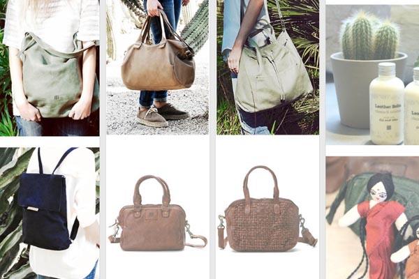 Pinterest de Biba amb bosse si motxilles